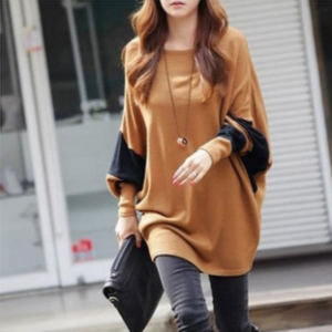 CoffeeBlends Women Fashion Round Ne..