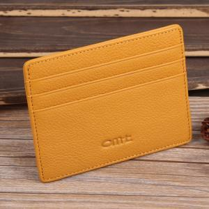 Women Leather Credit Card Holder Ca..