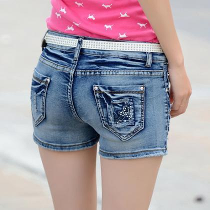 Hot sale Denim Shorts Skirts Summer..