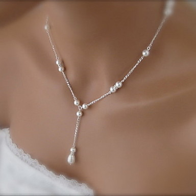 New Fashion Beautiful White Pearl P..