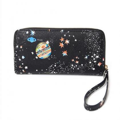 Free shipping cute star planet wall..