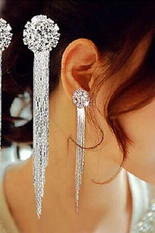Women Fashion Drop Earrings