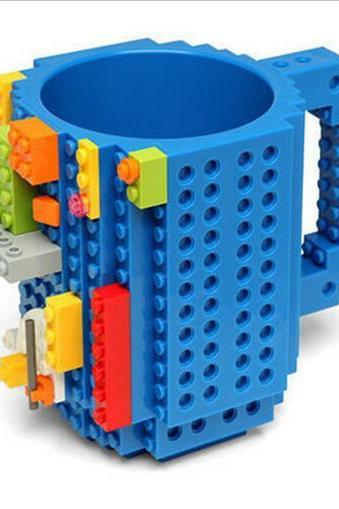 Lego Building Block Coffee Cup #274