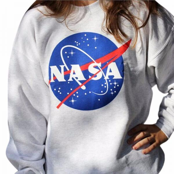 NASA Space galaxy starry sky hoodie sweater