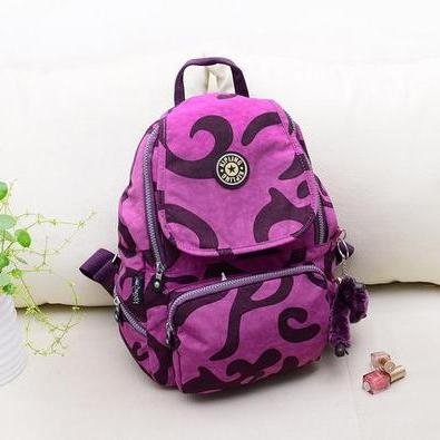 2015 New fashion Travel Backpack Waterproof Nylon Shoulder Bag Handbag